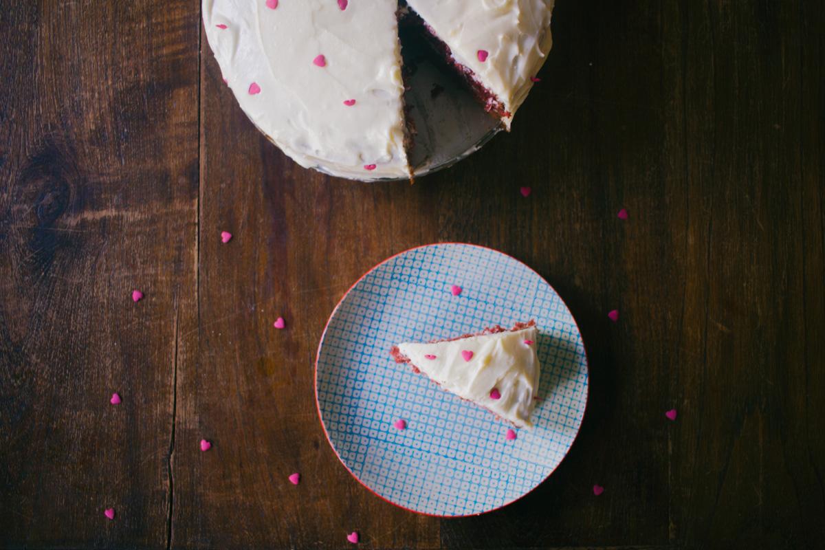 Recept: Red Velvet Cake