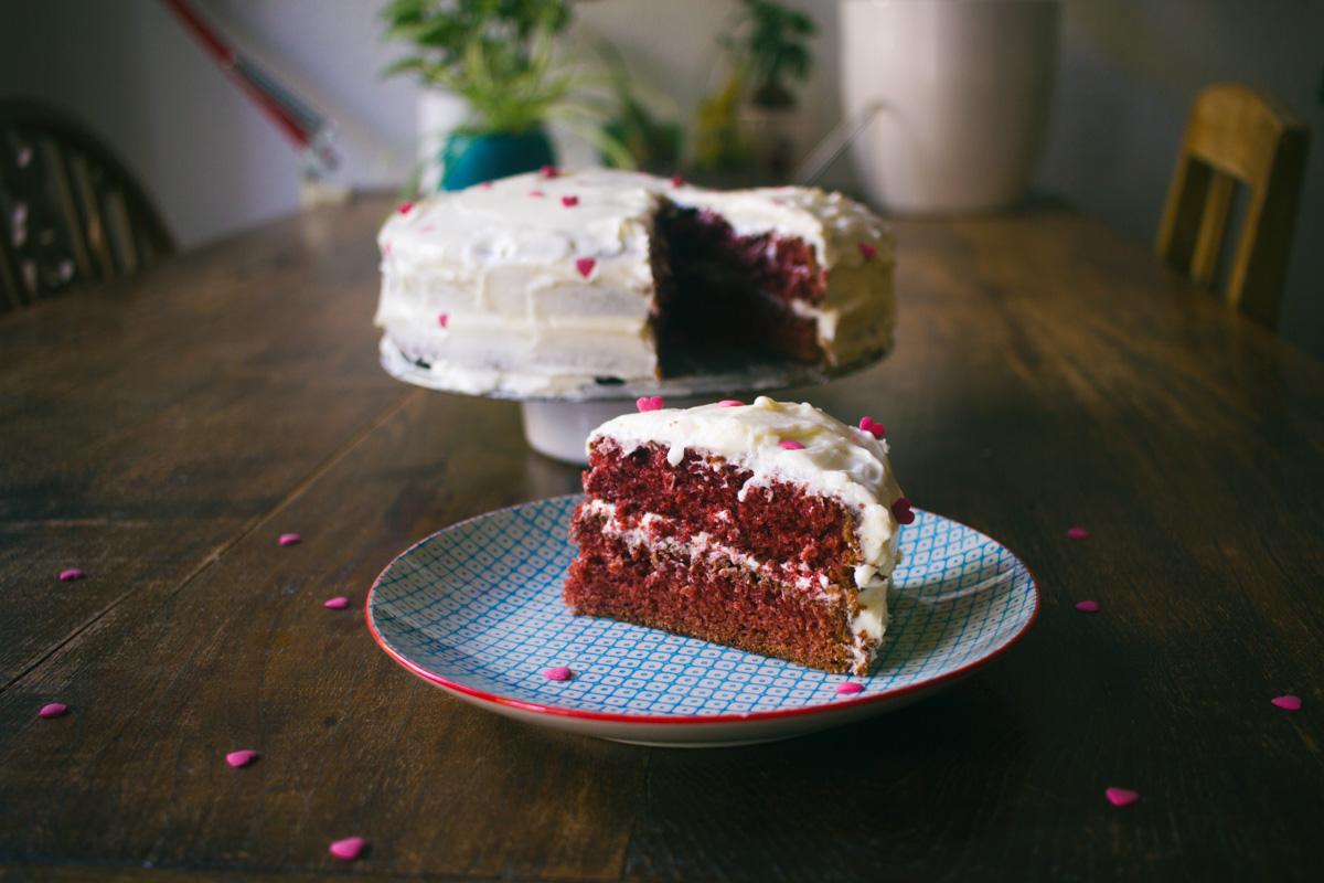 Recipe: Red Velvet Cake