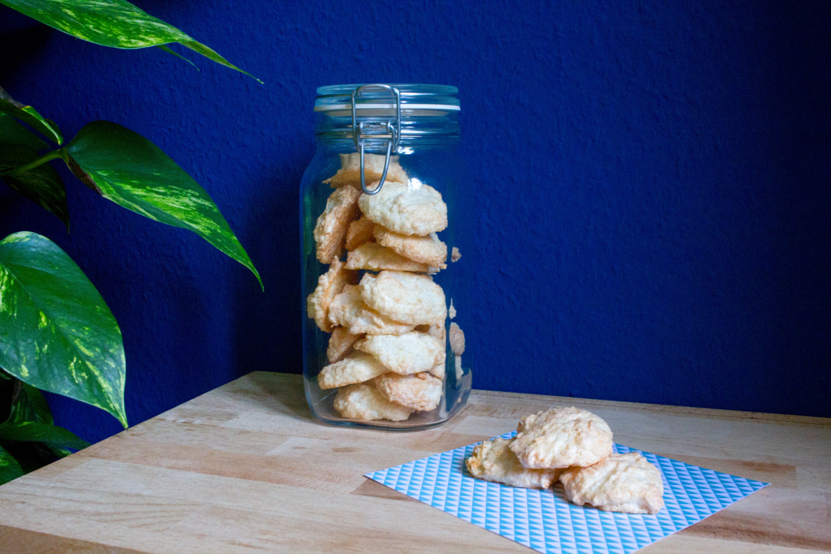 Recipe: Coconut macaroons