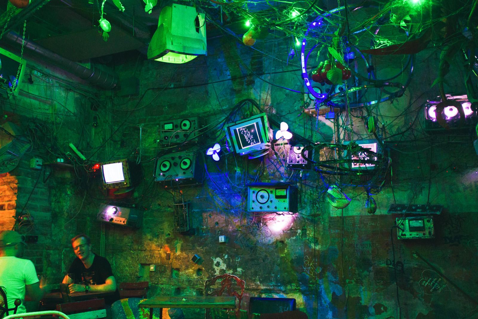 Ruin Pubs Budapest - Szimpla