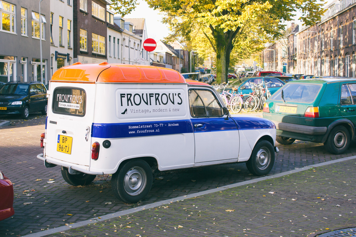 Arnhem Hotspot: Froufrou's