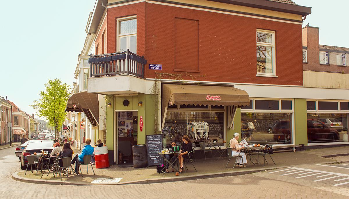 Arnhem hotspot: Sugar Hill