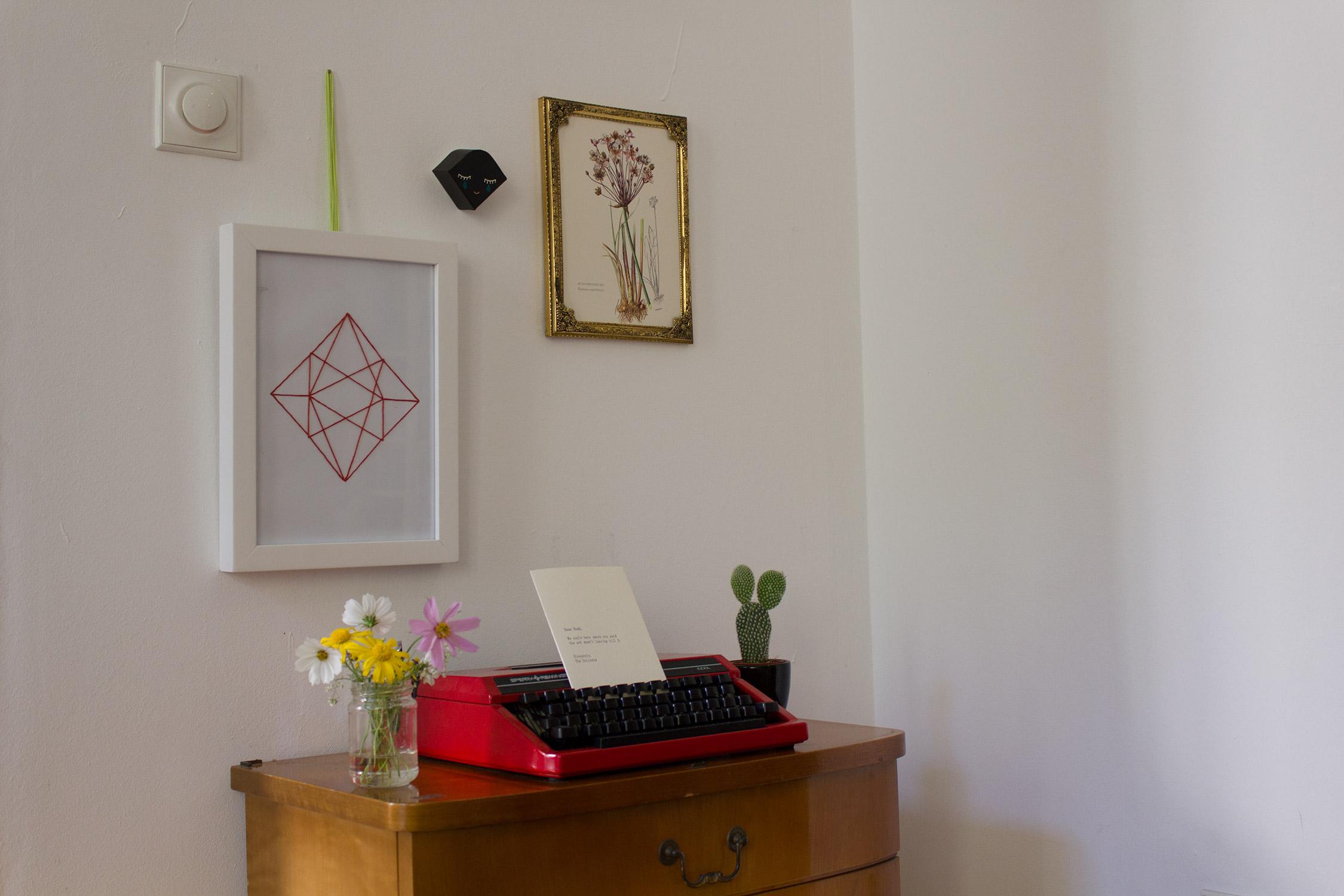 DIY geometric art - 01