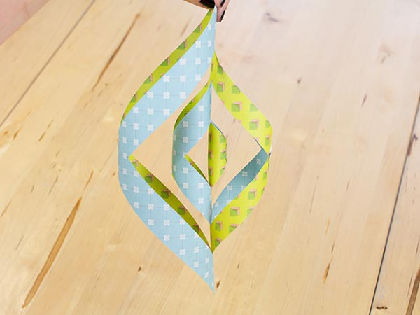 DIY Christmas Paper Deco - 02
