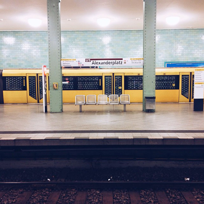 Days in Berlin 05 - 08