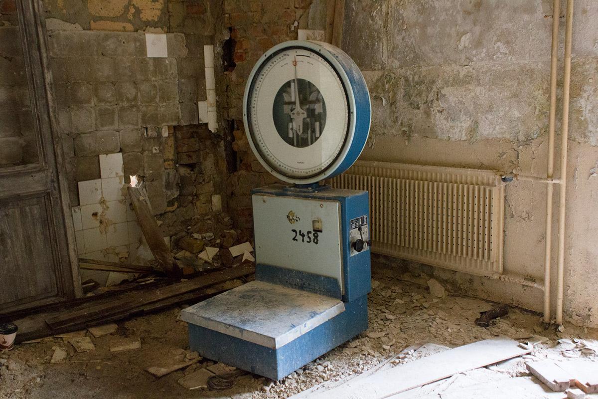 Abandoned Adventures - Beelitz Heilstatten_9185