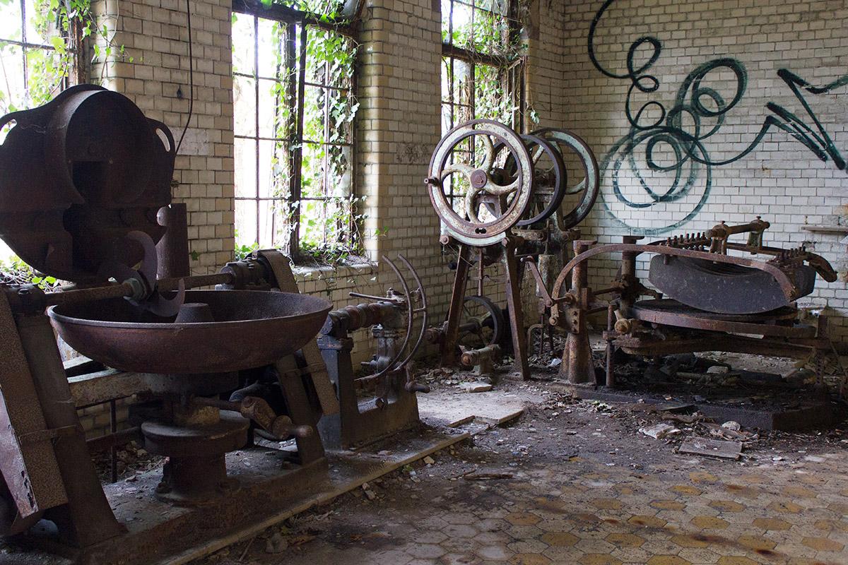 Abandoned Adventures - Beelitz Heilstatten_9213