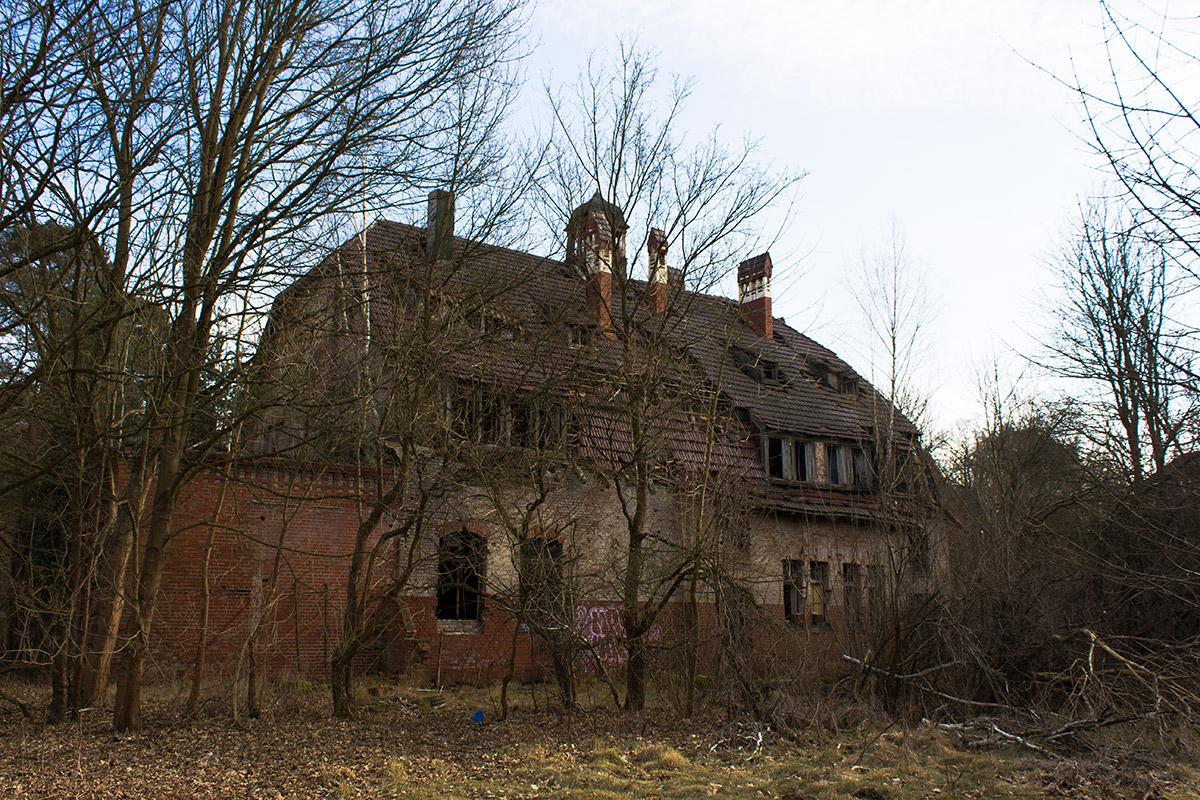 Abandoned Adventures - Beelitz Heilstatten_9220