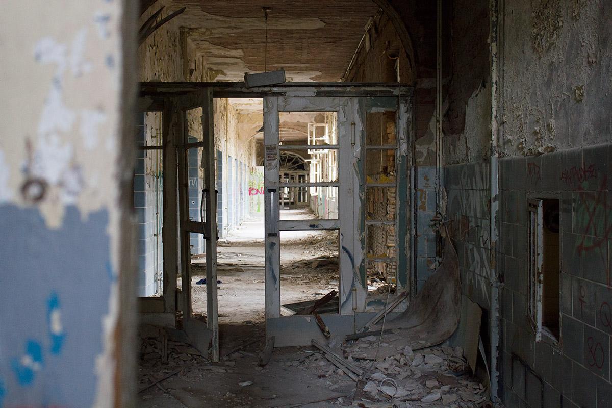 Abandoned Adventures: Beelitz-Heilstätten
