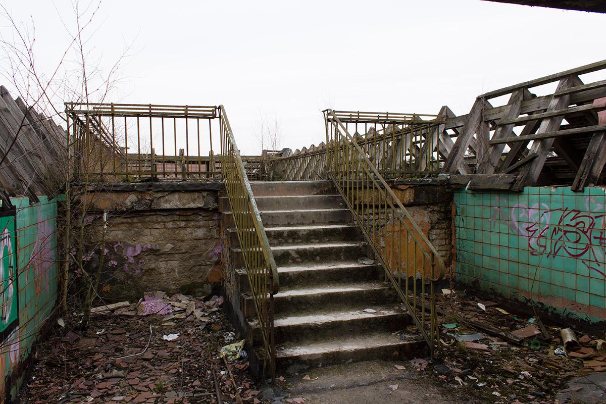 Abandoned Adventures - Beelitz Heilstatten_9263