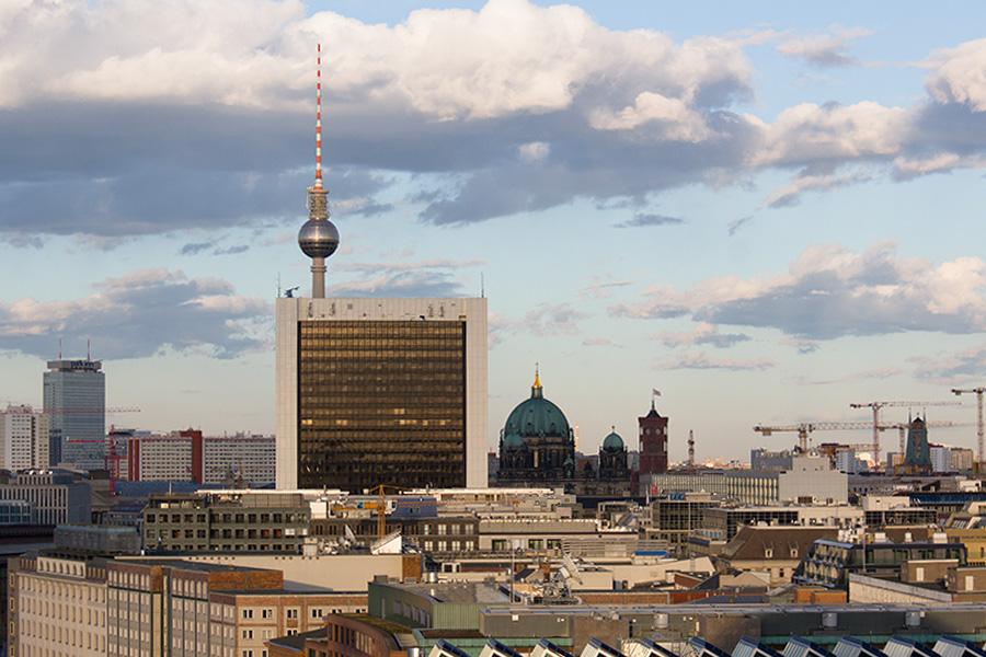 Bewegend beeld uit Berlijn!