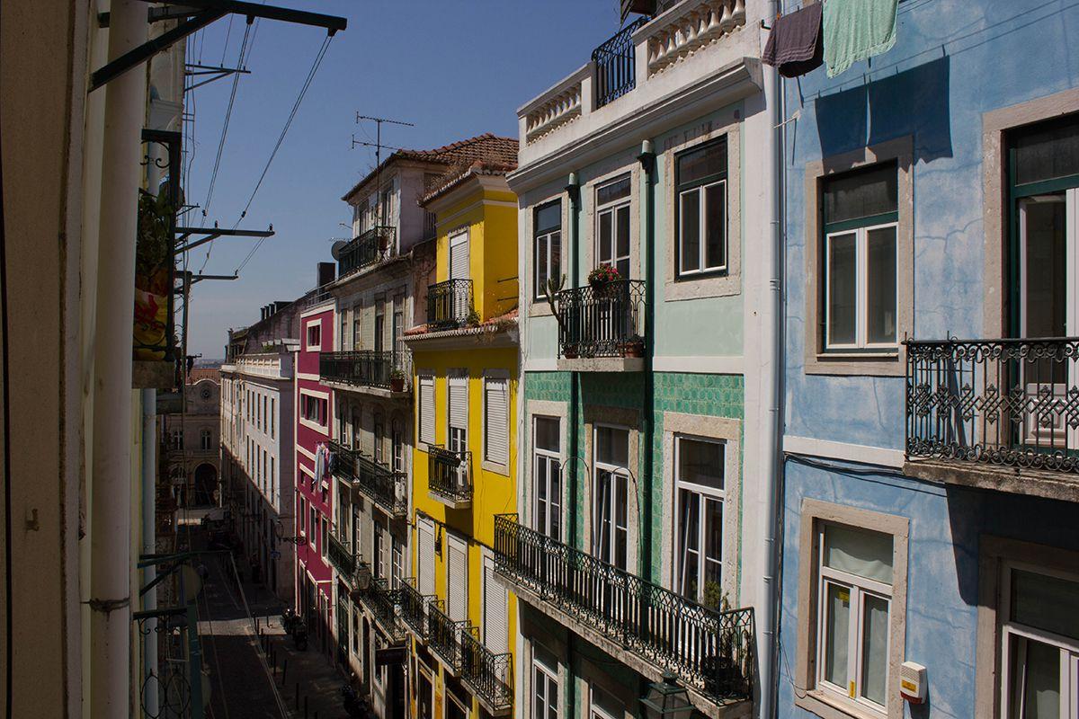 Snapshots uit Lissabon