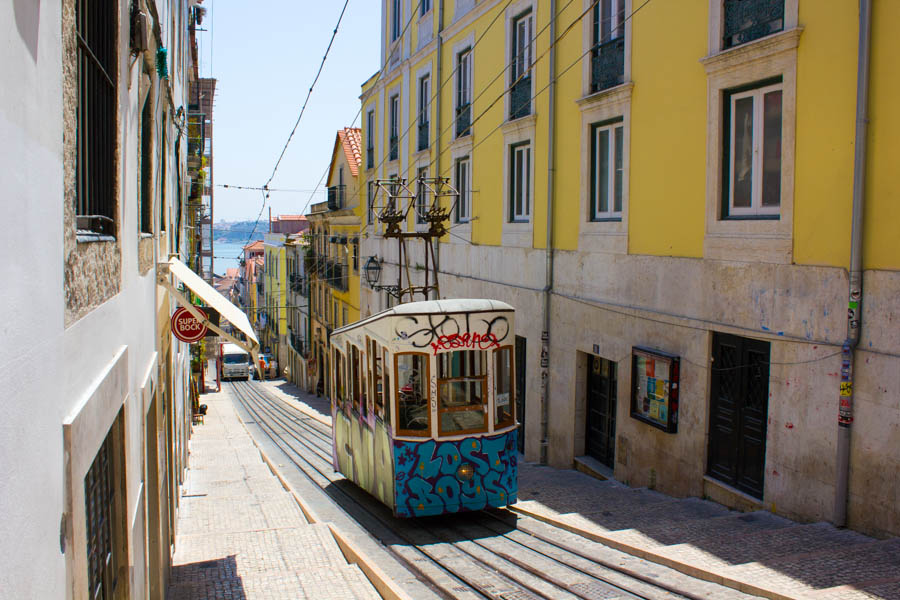 Travel: Lissabon