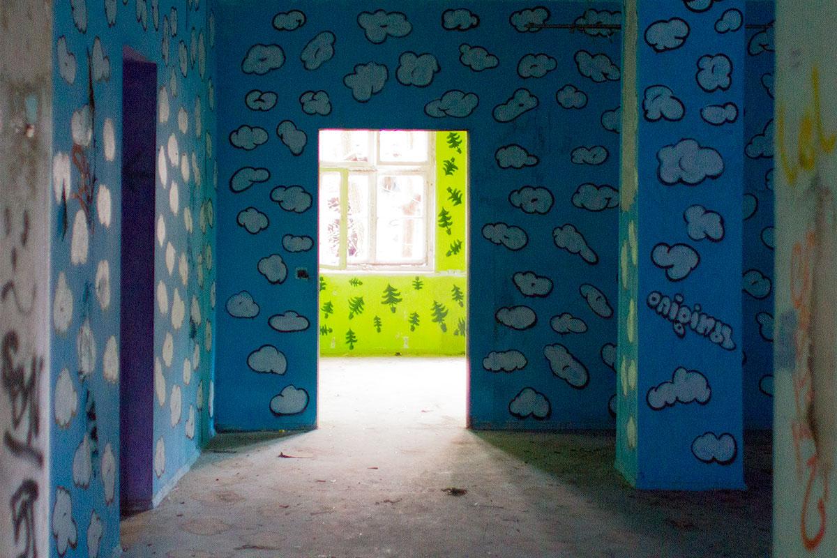 Abandoned - Weissensee - Kinderkrankenhaus -001