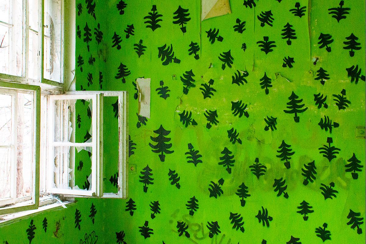 Abandoned - Weissensee - Kinderkrankenhaus -002