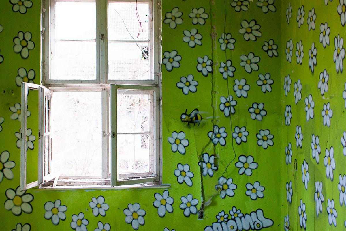 Abandoned - Weissensee - Kinderkrankenhaus -003