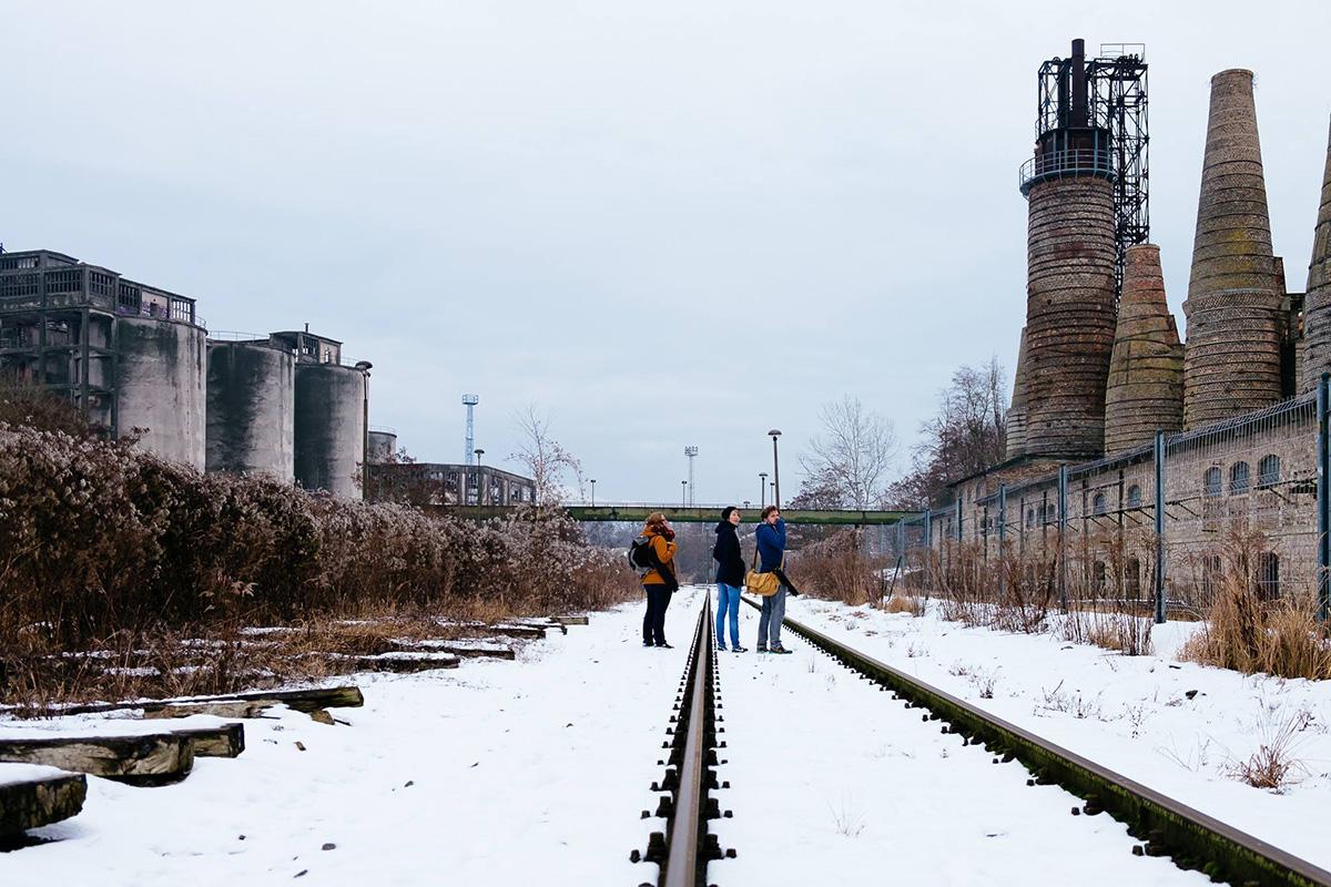 Abandoned Chemiewerk Rudersdorf-16