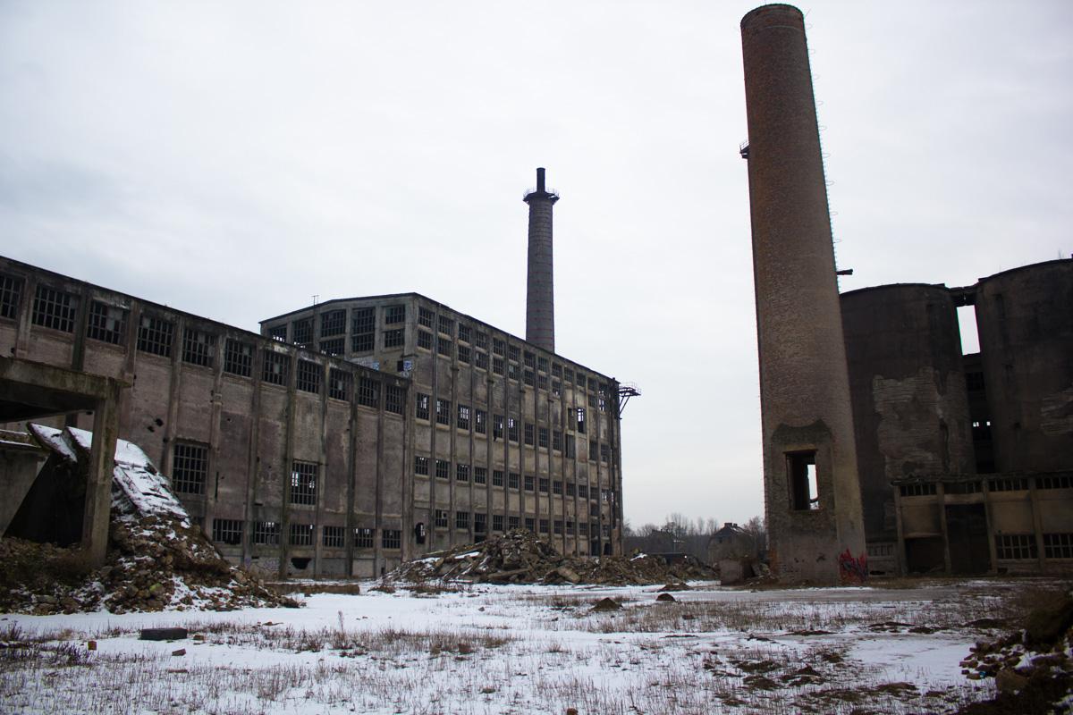 Abandoned adventures: Chemiewerk Rüdersdorf