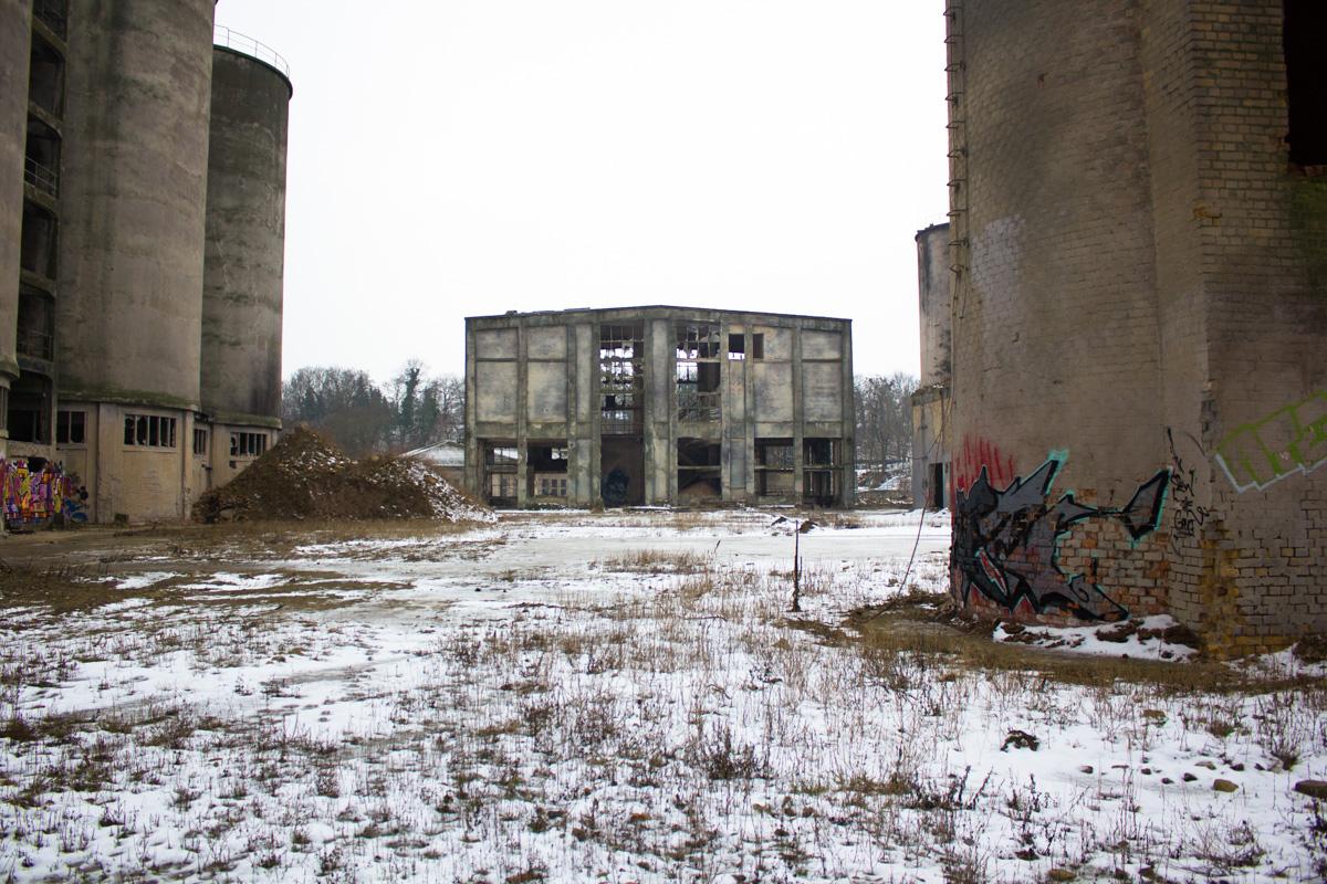 Abandoned Chemiewerk Rudersdorf-7