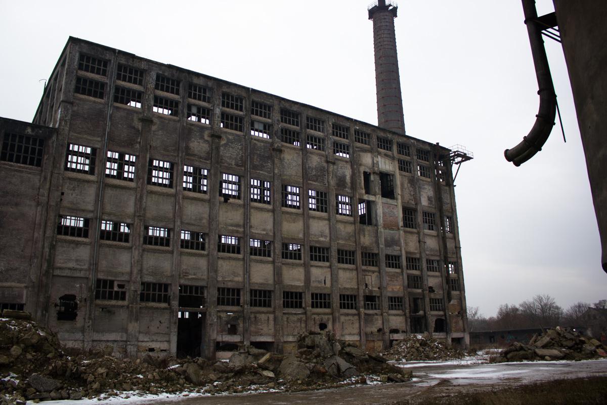 Abandoned Chemiewerk Rudersdorf-8