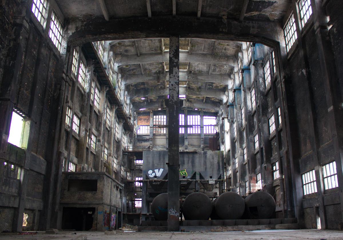 Abandoned Chemiewerk Rudersdorf-9