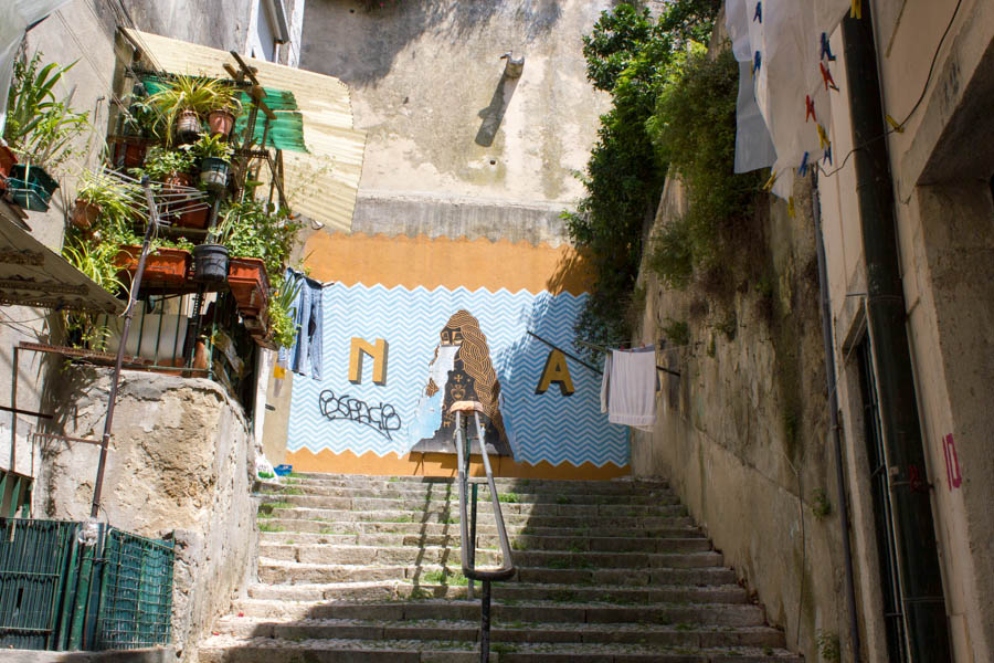Lisbon Street Art - 04