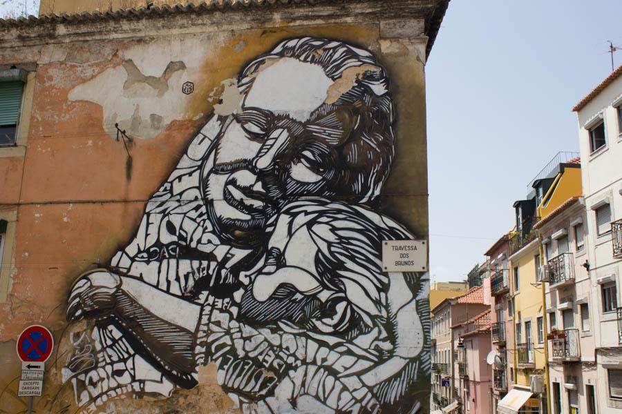 Lisbon Street Art - 10
