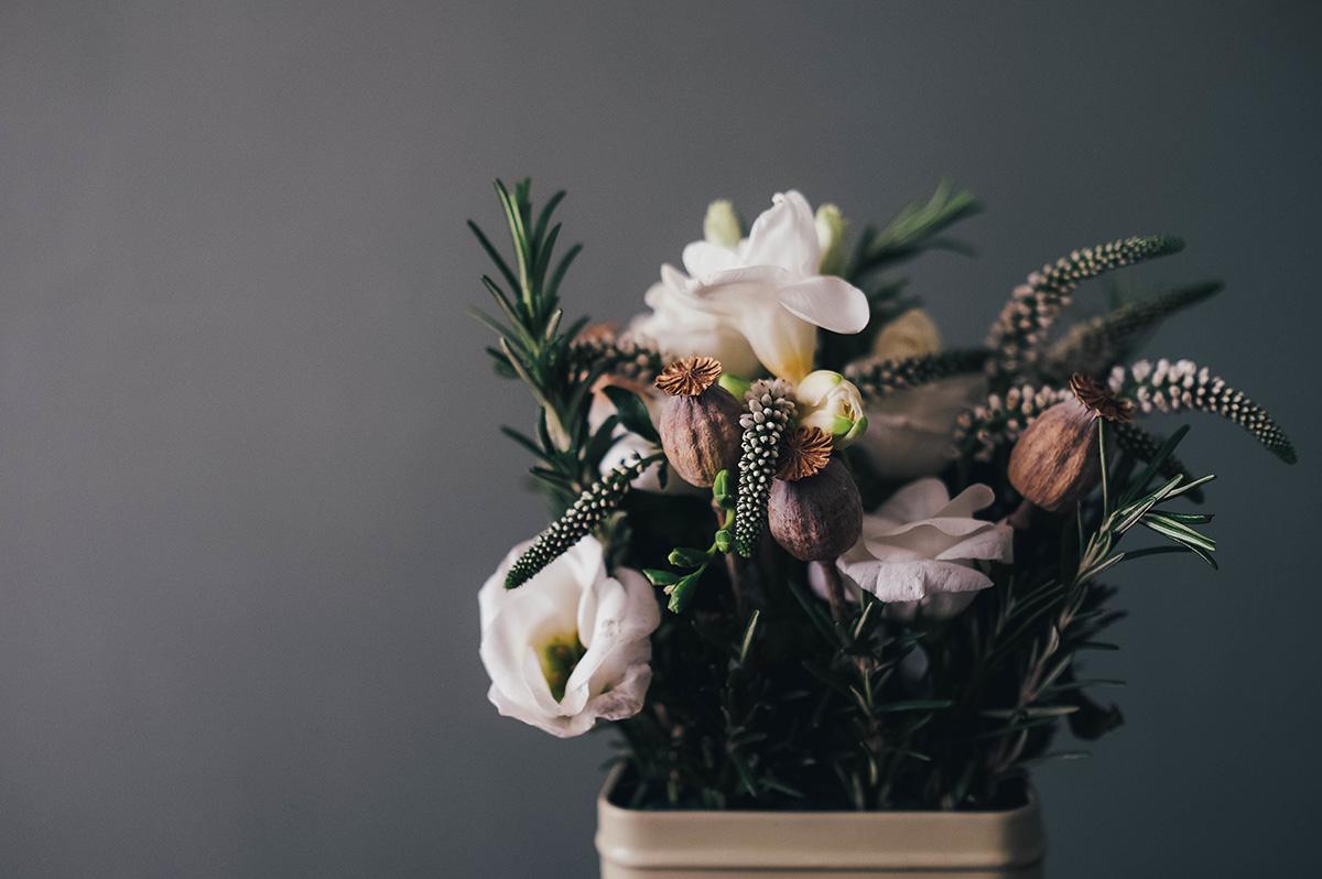 Een persoonlijke blog over bloemen en gemis