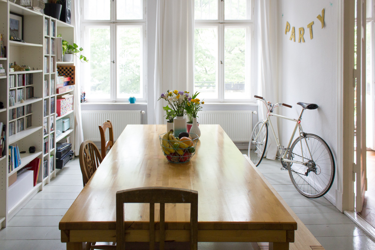 Blackbirds and Blossom - Berlin hometour-8