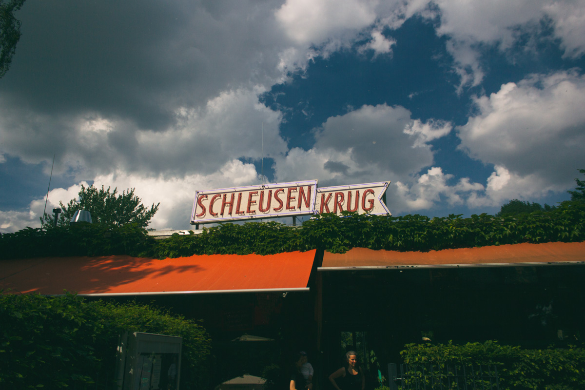 Top 5 Beergartens in Berlin - Schleusenkrug-1