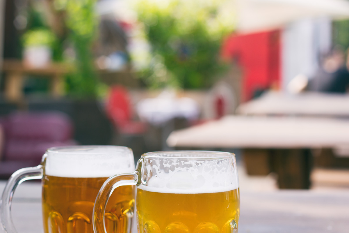 5 x Beer gardens in Berlin