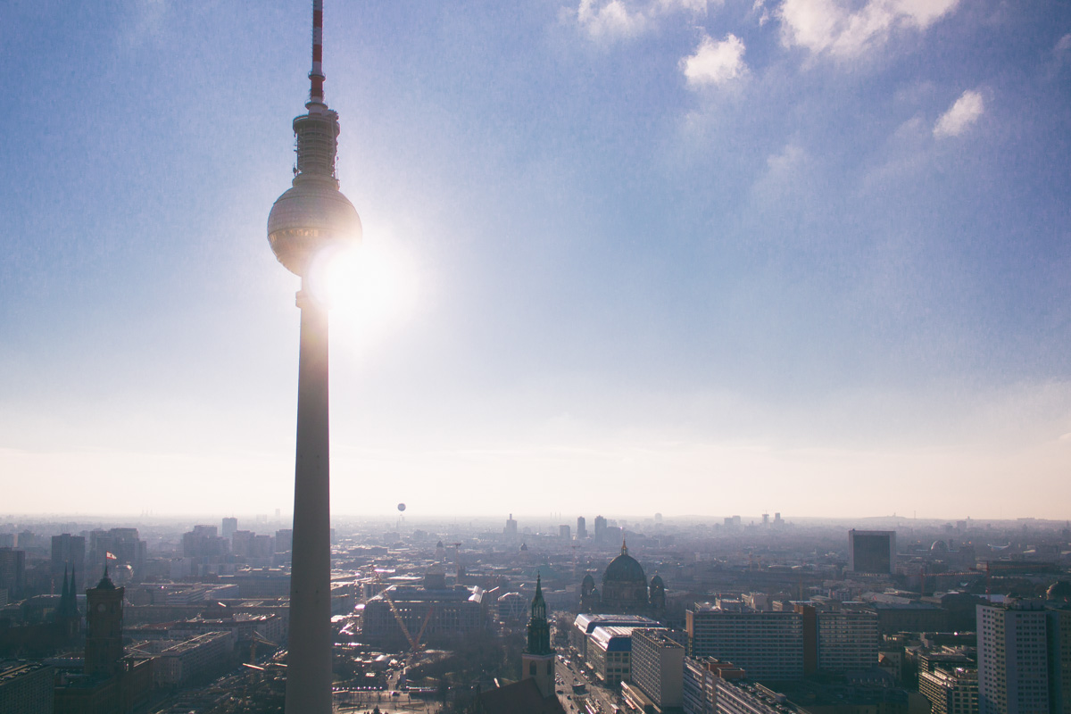 Berlin bucket list