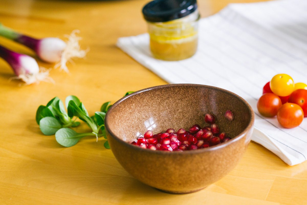 Recept bulgursalade met gegrilde groente
