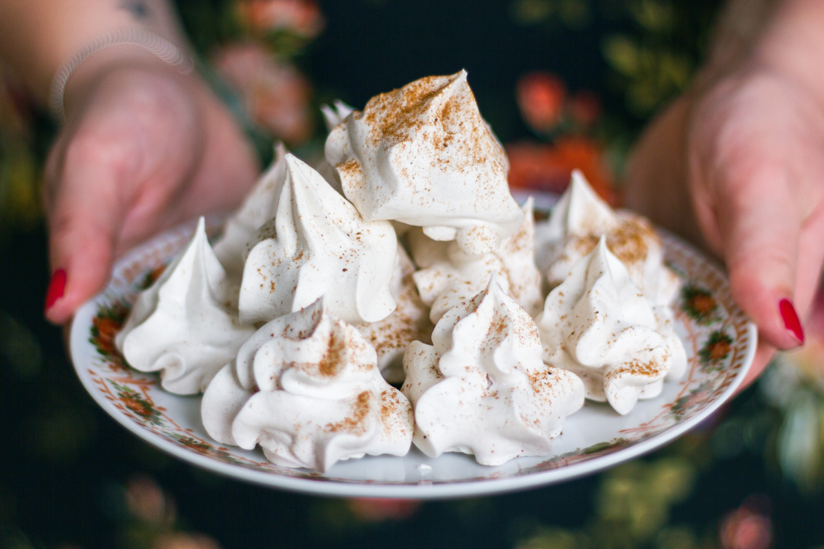 Recipe: Pumpkin Spice Meringue
