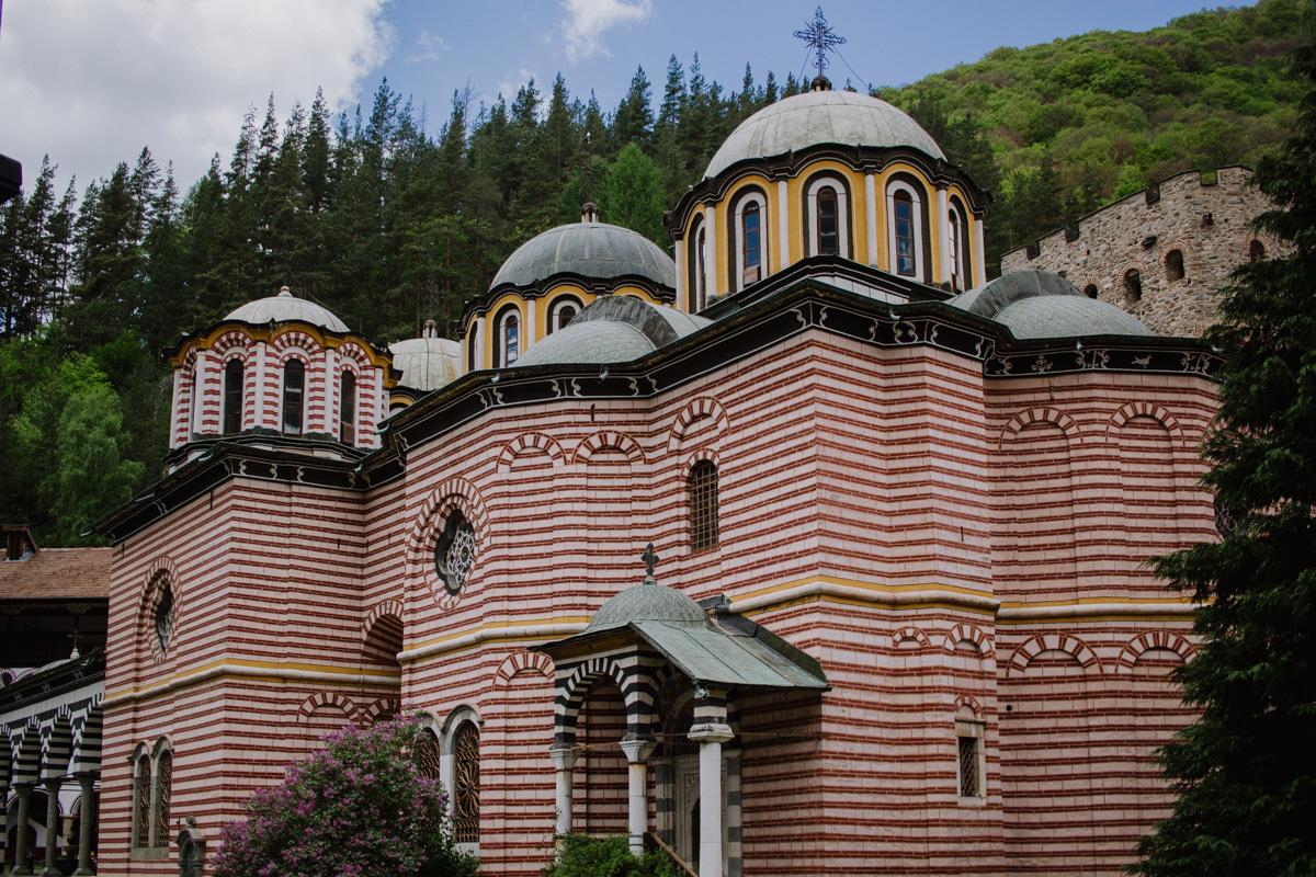 tips sofia rila klooster