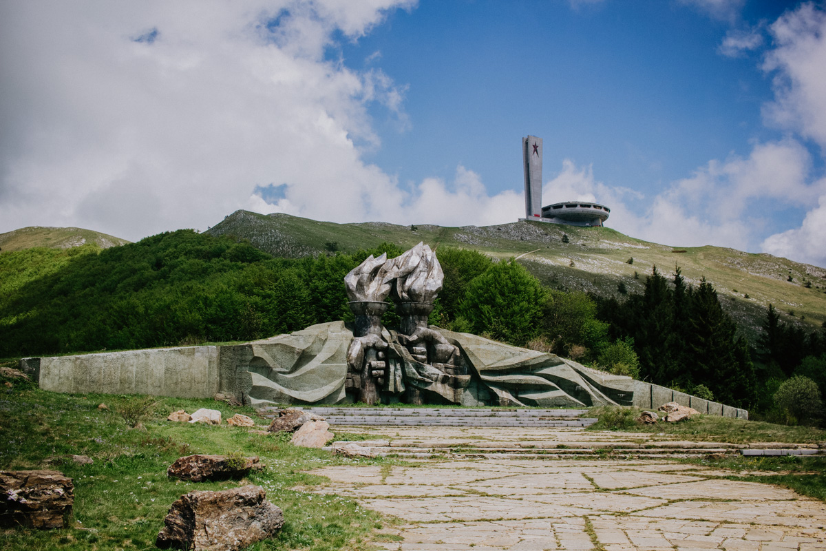 Sofia Abandoned Buzludzha