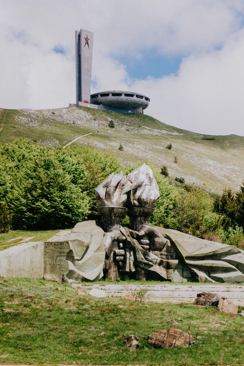 Buzludzha bulgarije bezoeken