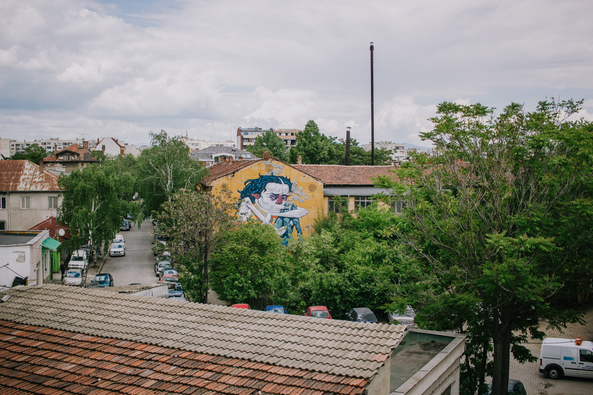 Travel: De straten van Sofia