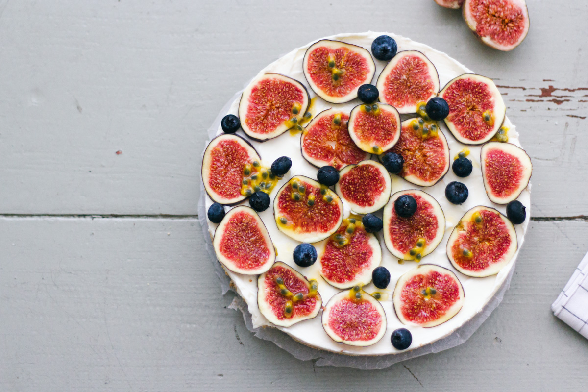 Recept: No-bake lemon cheesecake