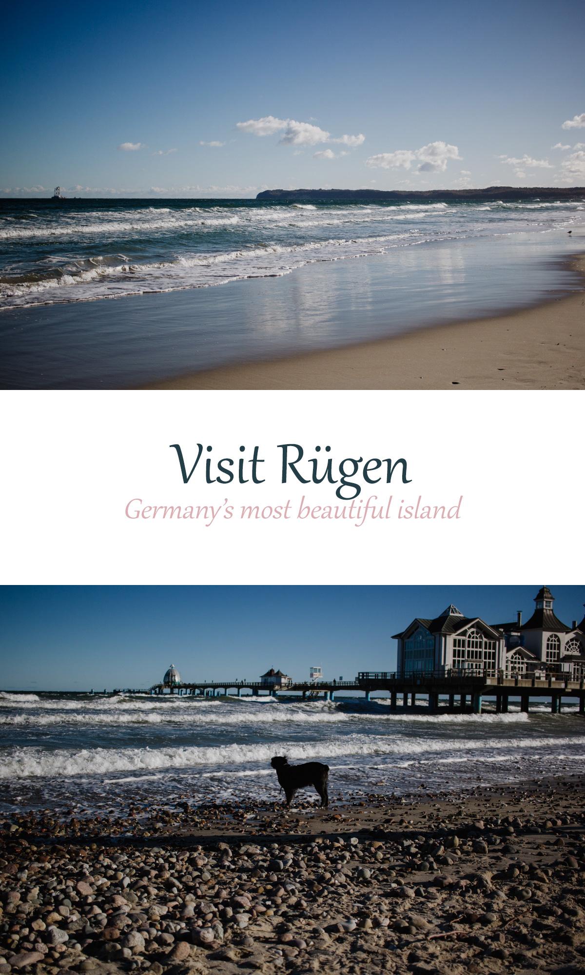 Een weekend op het Duitse eiland Rugen