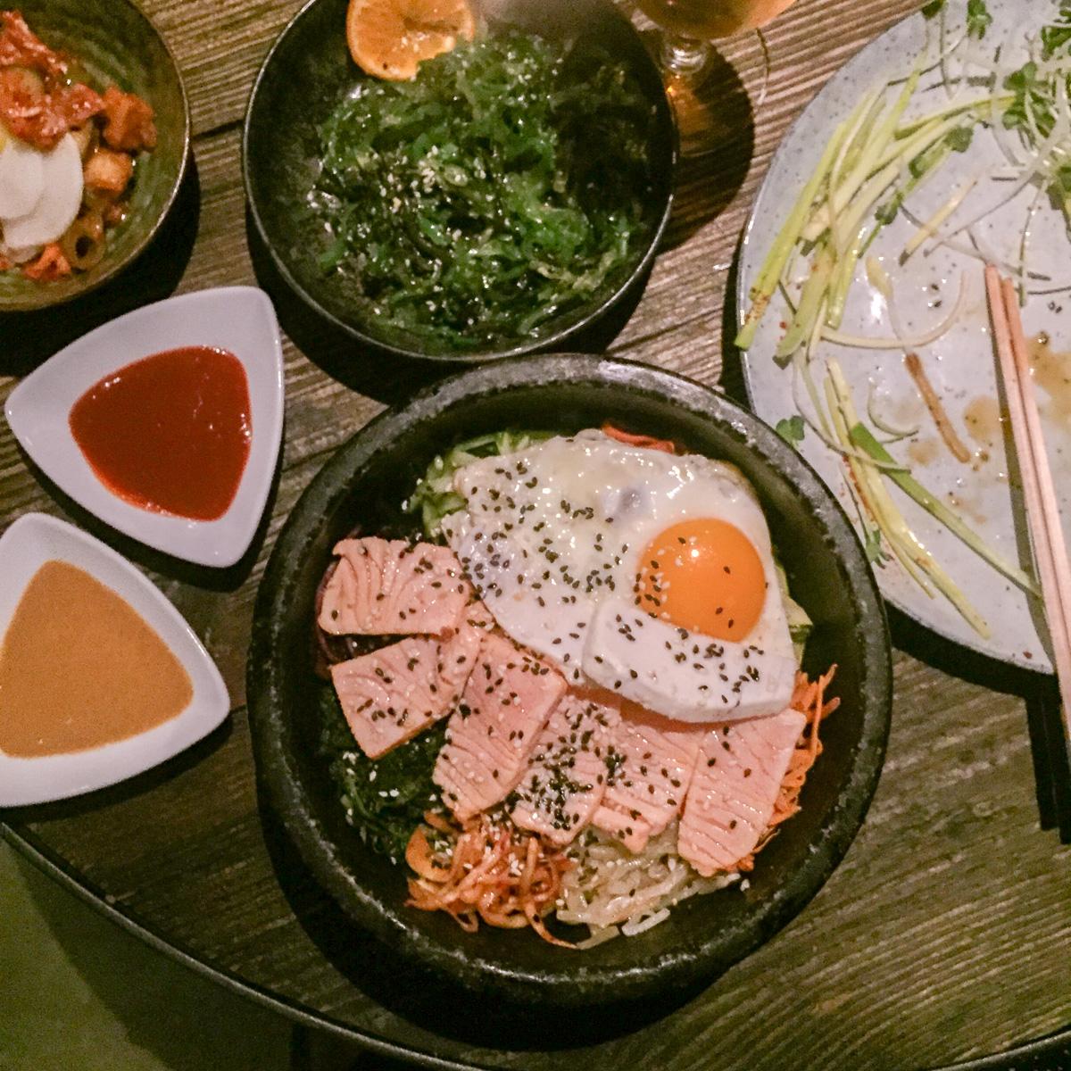 Seoul Kitchen Bbq Restaurant Berlin