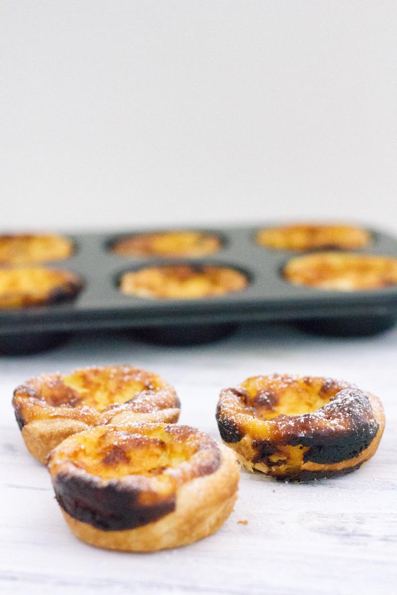 Recept: Pasteis de Nata