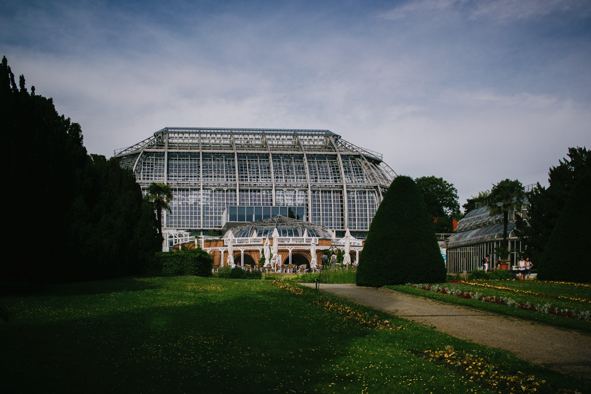 Blackbirds & Blossom - Berlin Travel Tips Botanical Garden