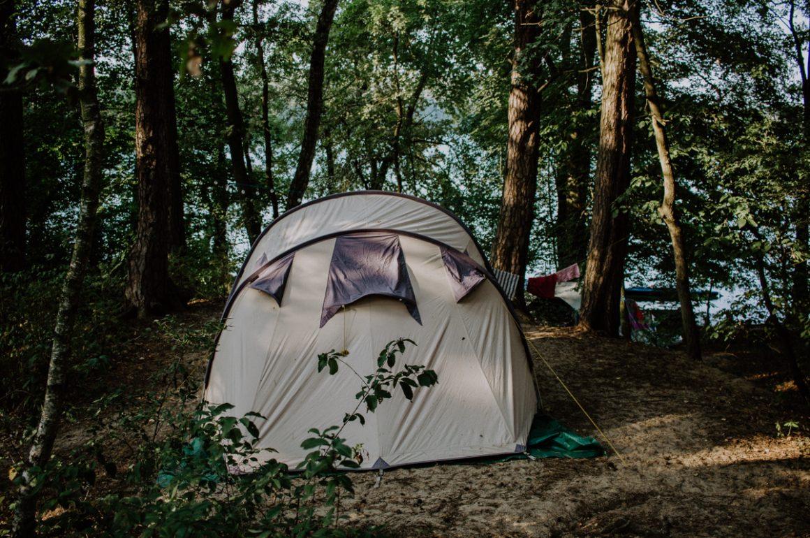 kamperen bij berlijn