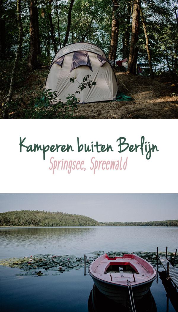 Travel Kamperen buiten Berlijn